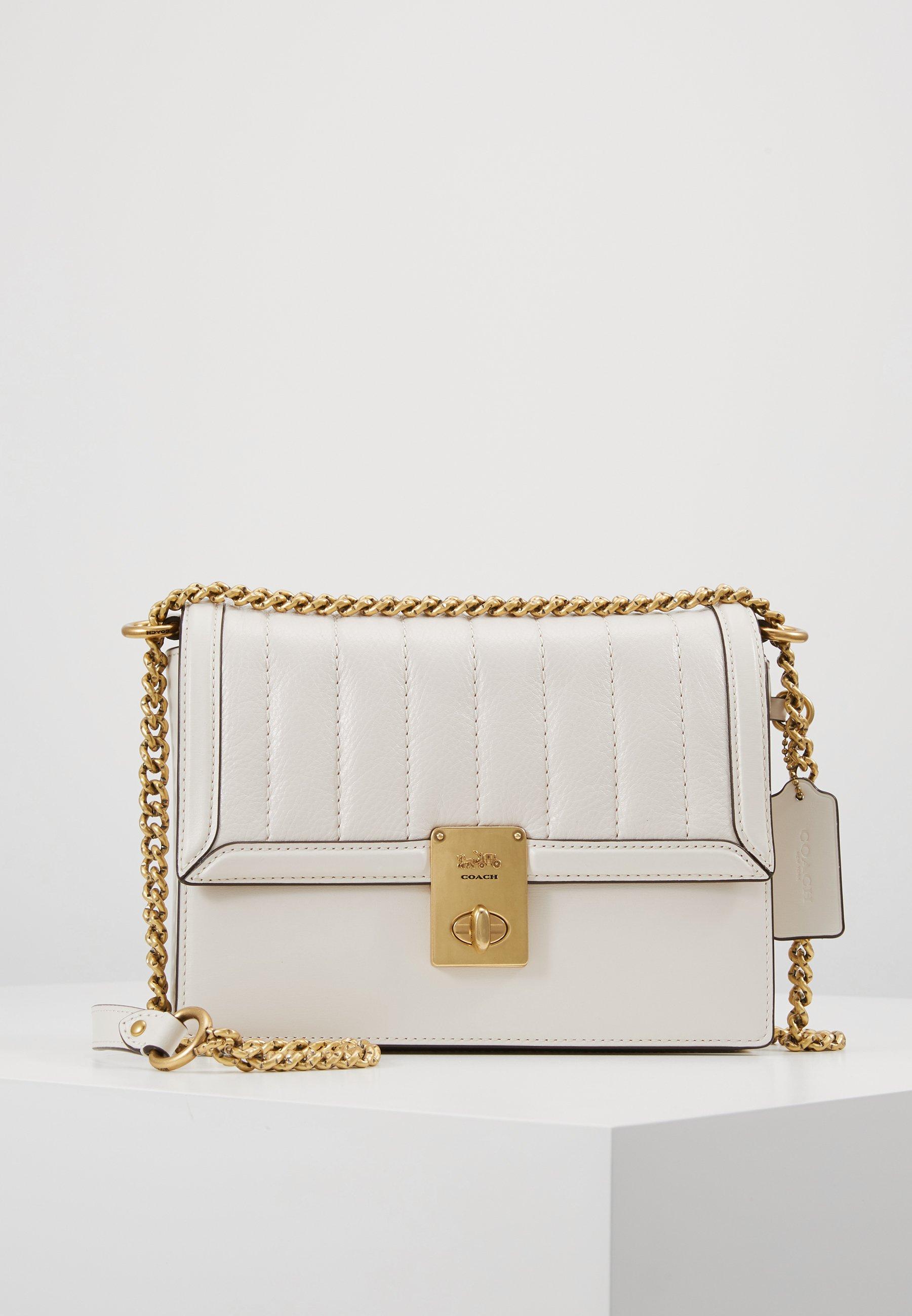Women SOUFFLE QUILTING HUTTON SHOULDER BAG - Handbag