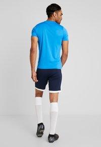 Nike Performance - DRY ACADEMY SHORT  - kurze Sporthose - obsidian/white - 2