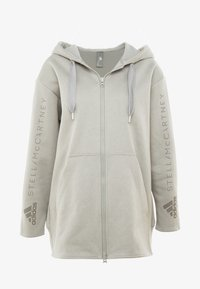 adidas by Stella McCartney - OVERSIZED HOOD - Hettejakke - grey - 3