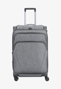 Stratic - MAXCAP  - Wheeled suitcase - grey - 0