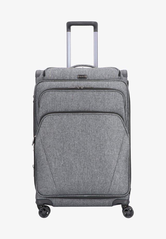 MAXCAP  - Wheeled suitcase - grey