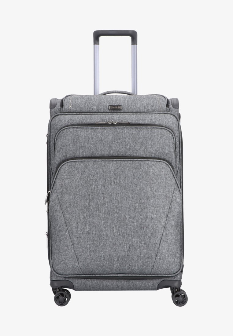Stratic - MAXCAP  - Wheeled suitcase - grey