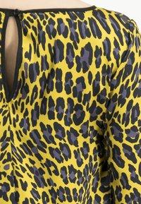 Nicowa - NABITA - Day dress - yellow - 4