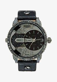 Diesel - MD RD GUN BLK ST - Watch - schwarz - 1