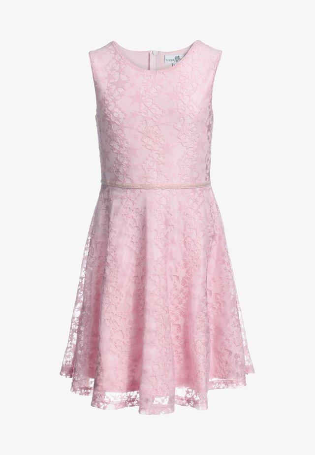 Cocktail dress / Party dress - peach