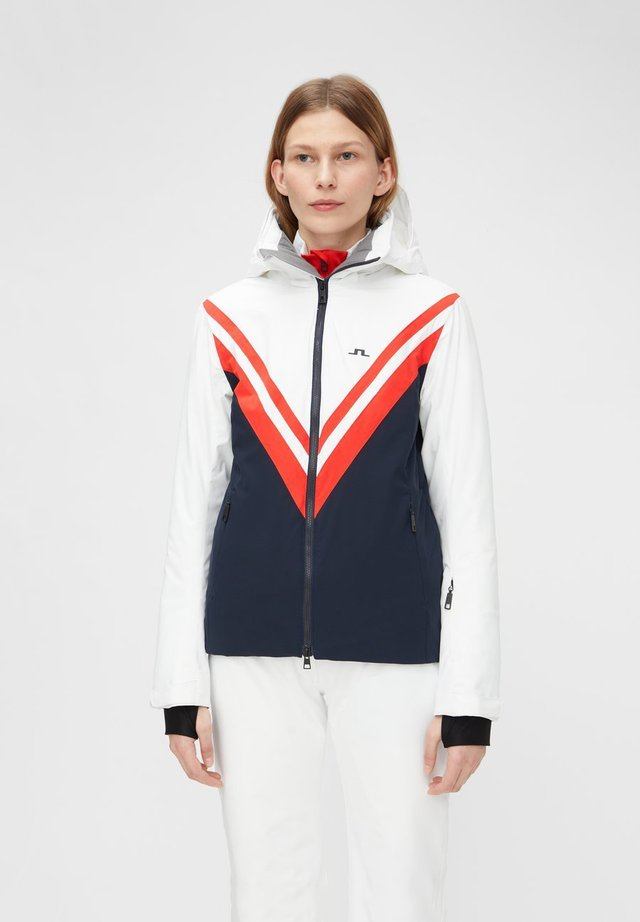 SHANNON - Ski jacket - racing red