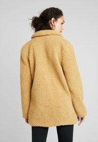 TWINTIP - Winter coat - mustard - 2