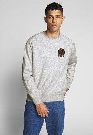 ROMANO GET A LIFE - Sweatshirt - grey