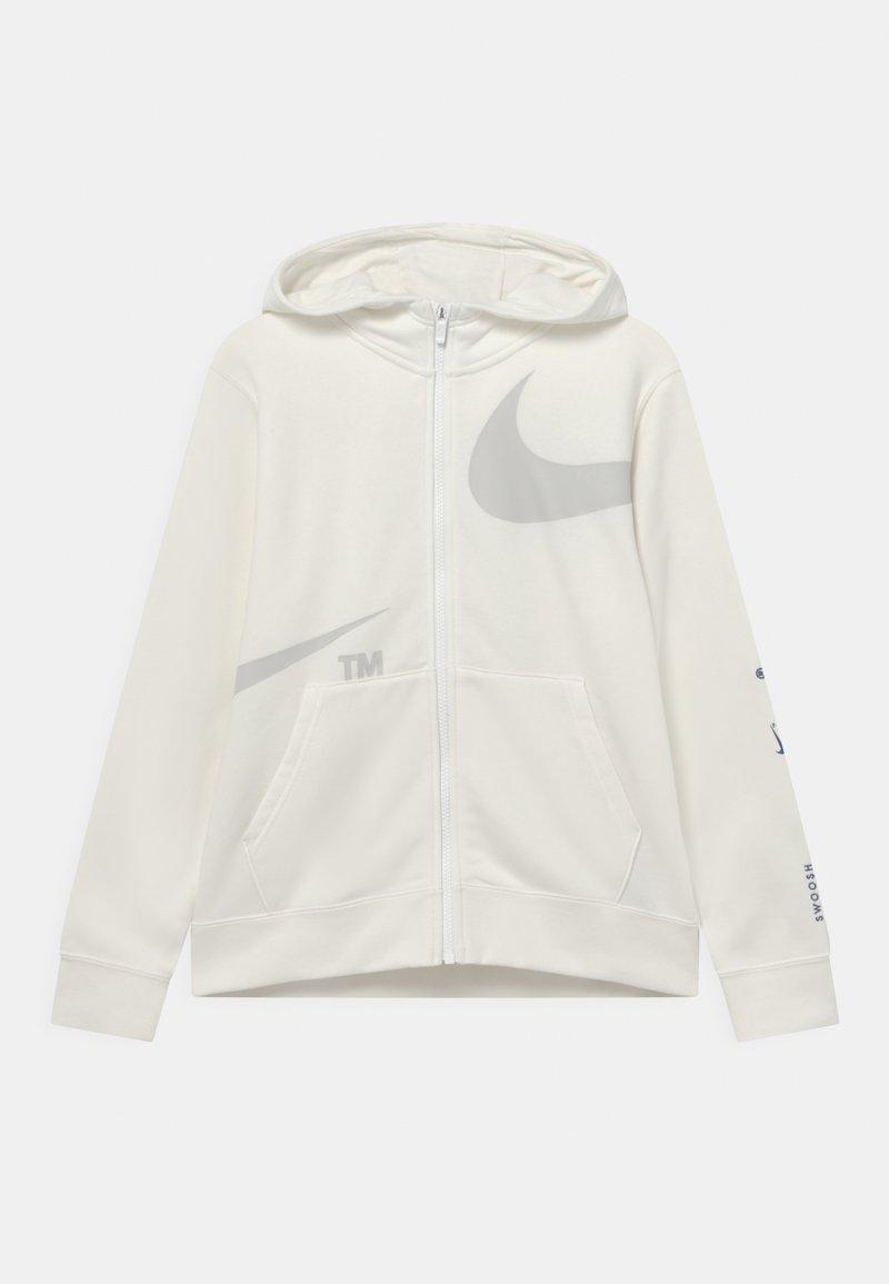 Nike Sportswear - Sweater met rits - sail/light bone