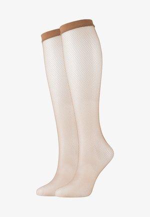 2 PACK - Knee high socks - make up