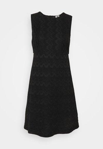 SLEEVELESS DRESS - Jumper dress - black