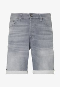 Jack & Jones - JJIRICK JJICON - Short en jean - grey denim - 4