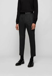 BOSS - Trousers - black - 0