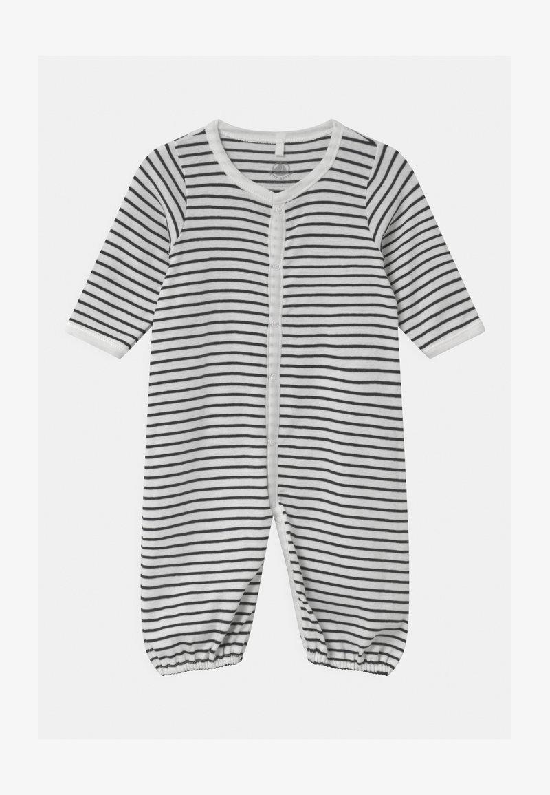 Petit Bateau - BABY COMBISAC UNISEX - Pyjamas - charme/marshmallow