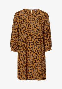 Indiska - TILDA - Day dress - mustard yellow - 4