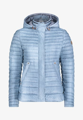 MIT ABNEHMBARER KAPUZE - Outdoor jacket - dkl blau/ blau