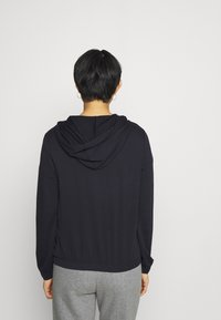 Opus - SAPUZE - Long sleeved top - forever blue - 2