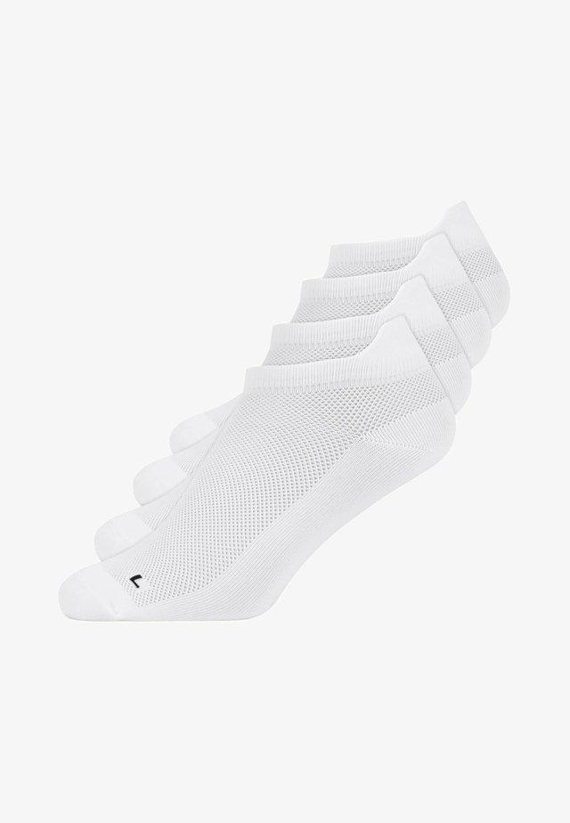 LAUFSOCKEN KURZ - Socks - weiß