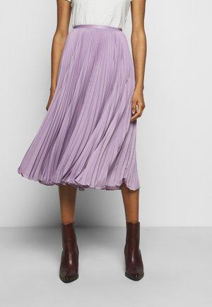 Áčková sukně - english lavender