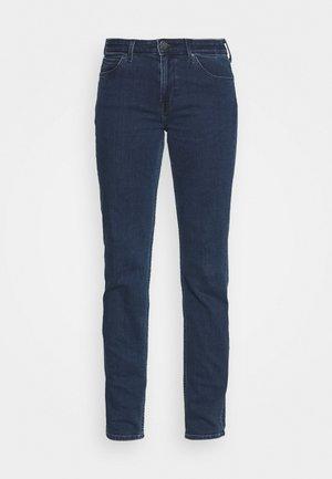 MARION - Straight leg jeans - dark joni