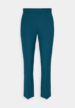 WOMENS TROUSERS - Trousers - blau