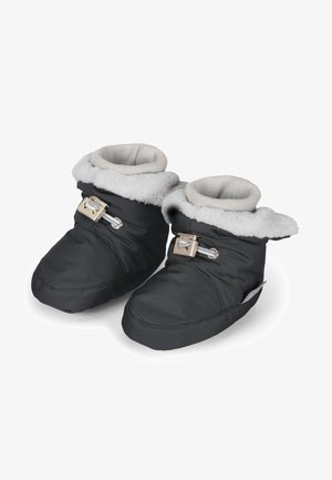 BABY WINTER-SCHUH - First shoes - eisengrau