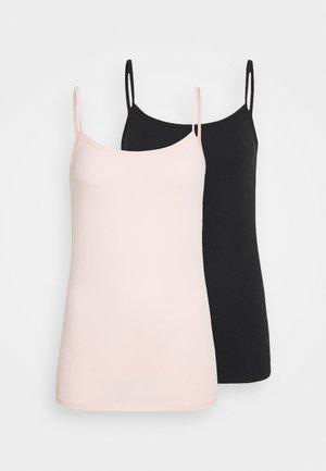 2 PACK  - Undershirt - rose