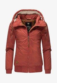 Ragwear - JOTTY - Winter jacket - chili red21 - 0