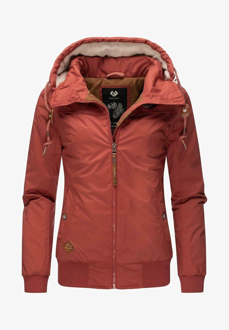 Ragwear - JOTTY - Winter jacket - chili red21