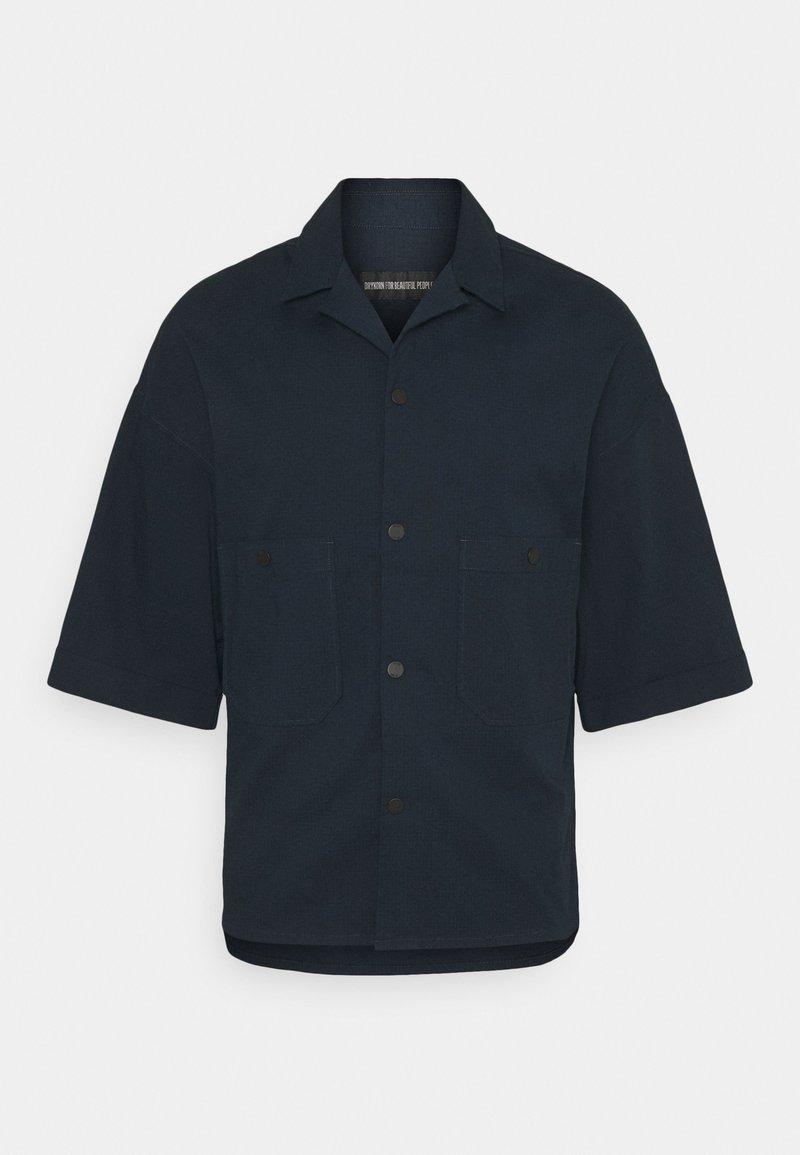 DRYKORN - WANJA - Shirt - dark blue