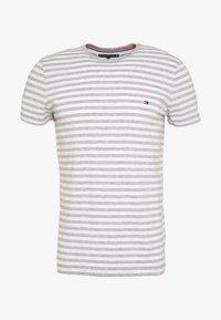 STRETCH TEE - T-shirt basic - grey