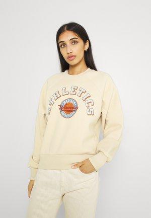 OLIVIA  - Sweatshirt - beige/light blue