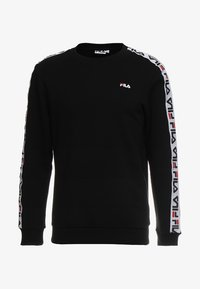 Fila - AREN  - Sweatshirt - black - 4