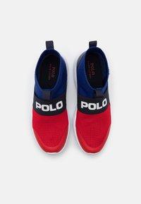 Polo Ralph Lauren - CHANING BOOTIE II - Sneakers hoog - red/navy - 3