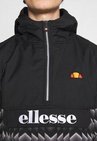 Ellesse - FRECCIA - Summer jacket - black - 5