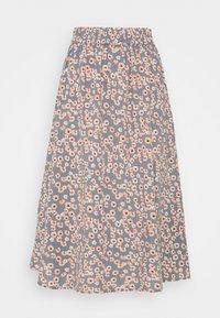 PIECES Tall - PCCINDY MIDI SKIRT - A-line skirt - trooper - 0