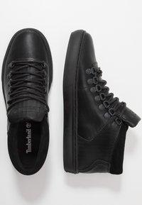 Timberland - ADV2.0 ALPINE CHUKKA - Zapatillas altas - black - 1
