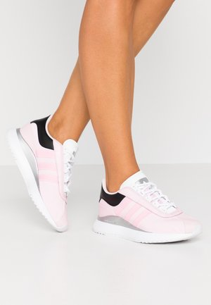 ANDRIGE - Trainers - clear pink/true pink/core black
