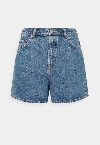 EYA - Shorts di jeans - harper blue