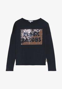 Little Marc Jacobs - Maglietta a manica lunga - marine - 3