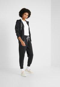 Polo Ralph Lauren - SEASONAL  - veste en sweat zippée - polo black - 1