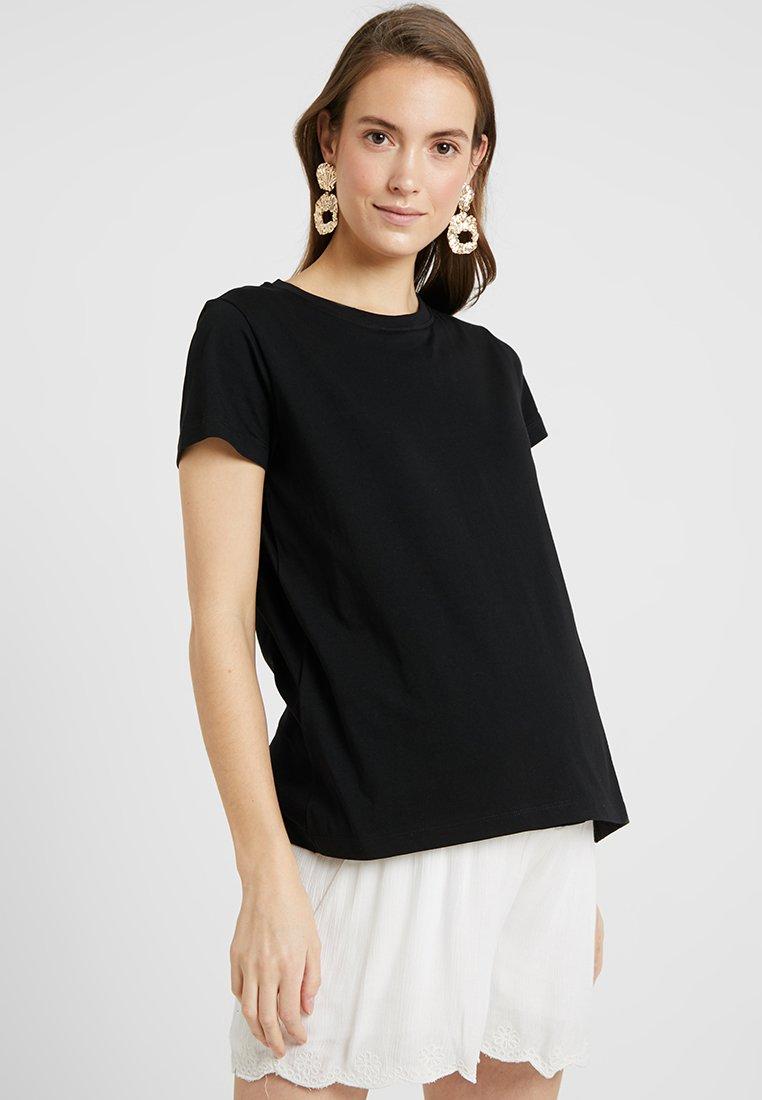 Boob - Camiseta estampada - black