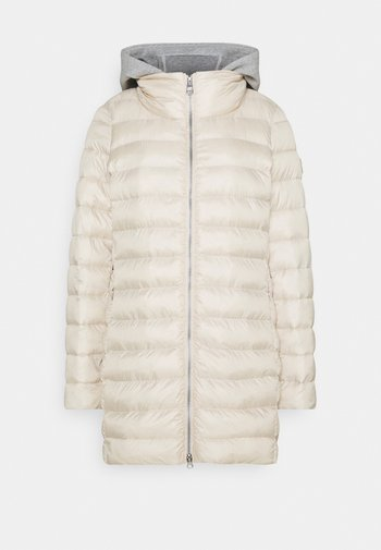 JACKE THERMORE - Halflange jas - champagner
