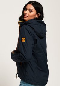 Superdry - VELOCITY - Outdoor jacket - navy blue - 2