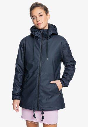 NO RAIN NO FLOWERS - Outdoor jacket - anthracite