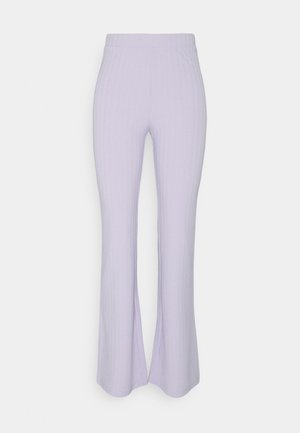 TORA TROUSERS SCALE UP - Trousers - lilac