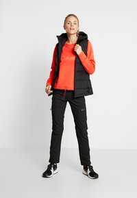 Columbia - WINDGATES™ CREW - Fleece jumper - bright poppy - 1