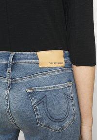 True Religion - HIGHRISE HALLE - Jeans Skinny Fit - denim blue - 5