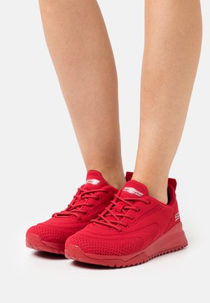 BOBS SQUAD 3 - Sneakers basse - red engineered