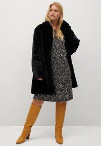 Violeta by Mango - OSO7 - Winter coat - schwarz - 1